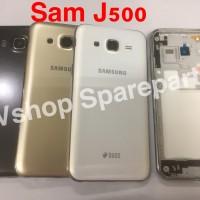 Casing Fullset Housing Samsung Galaxy J5 J500 Black White Gold
