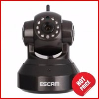 ESCAM Pearl QF100 Wireless IP Camera CCTV untuk Android and iOS 1 4