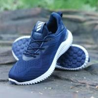 Sepatu Adidas Alphabounce Man Grade Ori (running,olahraga,pria,lari)