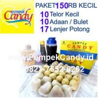 Jual Pempek Candy - PAKET 150.000 Kecil - ASLI Murah