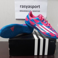 Adidas F5 IN Jr Neon Pink