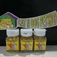 PROMO : Minyak Ikan Fish Oil Vitamin Kucing Dan Anjing Biosfer 100caps