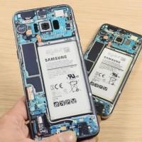 Original! Samsung S8+ S8 Plus Skin Garskin for Case - Battery (NON 3M)