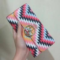 Dompet Lipat Wanita Guess Original Kamryn Multi Flap