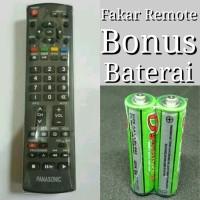 REMOTE REMOT TV PANASONIC LCD/LED VIERA