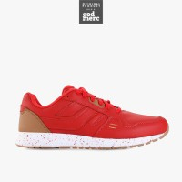 ORIGINAL League Cruz Lea Sneakers Sepatu Men Red White