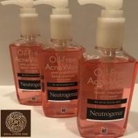 Neutrogena Oil-Free Acne Wash Pink Grapefruit 175ml