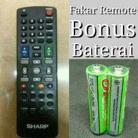 REMOT/REMOTE TV SHARP AQUOS LCD/LED