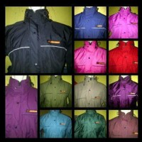 Harga Hemat! Jas Hujan Sun Flower Size M / Raincoat Sunflower Original