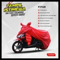 Harga Terbaik ! Cover / Selimut Motor Matic/ Bebek Cover Super