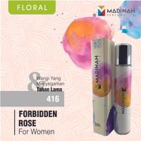 416 | Madinah Perfume - FORBIDDEN ROSE For Women