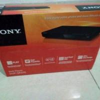Sony DVD Player DVP SR370 dvd player terlaris
