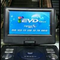 DVD PORTABLE 13 8 DAEWOO BERGARANSI dvd player terlaris