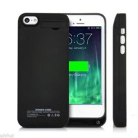 Casing iPhone Power Case 2200mAh For iPhone 5, 5C, 5S, SE