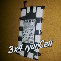 Baterai Battery Samsung Galaxy Tab 2 7 0 P3100 P3110 4000mAh Laris