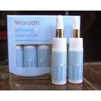 Kosmetik Wajah Wardah Lightening Facial Serum 5x5ml