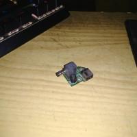 PCB Jack Power Laptop Compaq Presario M2000