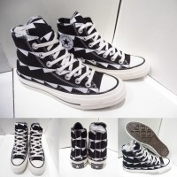 Converse All Star Chuck Taylor 70s SeventiesArchive Print High Black