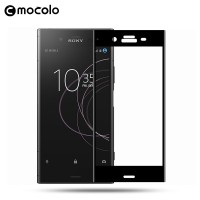 MOCOLO Full Fully Cover 3D Tempered Glass Sony Xperia XZ/XZS - Black