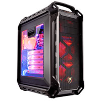Cougar Gaming Case Panzer Max - Full Tower - Military Style Design