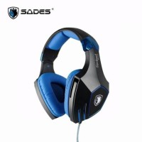 Sades Spellond Plus Gaming Headset SA 910S + Free Sades Stand