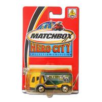 Matchbox Hero City Trash Truck