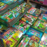 Buku cerita anak (cerita rakyat & seri nabi)