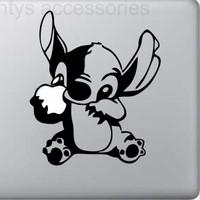 stiker stitch cartoon sticker laptop stiker cutting