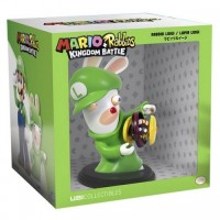 MARIO RABBIDS KINGDOM BATTLE PVC FIGURE RABBID LUIGI 16 CM UBISOFT
