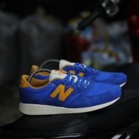 New Balance 420 Revlite Suede Blue