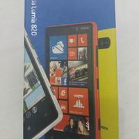 Dus HP Kotak Handphone Nokia Lumia 820