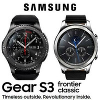 Samsung Gear S3 Frontier Bluetooth Smart Watch SM-R760