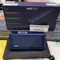 Portable Bluetooth Speaker AKG S30 by Harman Promo Samsung