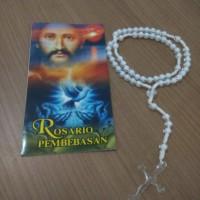 Rosario Pembebasan (Putih)