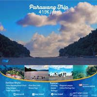 Open Trip Excotic Pahawang Island 3D2N Tour