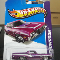 Hotwheels Hot Wheels 72 Ford Ranchero Super Treasure Hunt