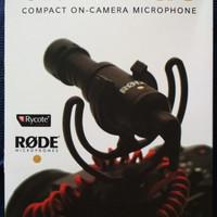 MICROPHONE RODE VIDOE MICRO