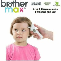 Brother Max 2-in-1 Thermometer