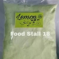 Bubuk Minuman Rasa Jeruk Nipis / Powder Lemon 1kg MURAH