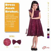 baju dress blouse anak perempuan PESTA branded import OZORA Cewek MUR
