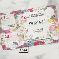 Harga physiolab physiothera 3 step mask masker muka facial bb glow korea | Pembandingharga.com