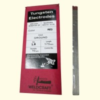 Tungsten Electrodes Weldcraft 1,6 mm Merah
