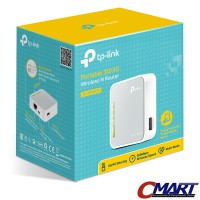 TP-LINK TL-MR3020 : Portable 3G / 4G Wireless N Router