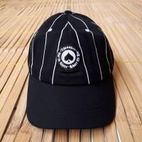 TOPI POLO CAPS SKATE THRASHER SKATE OR DIE BLACK