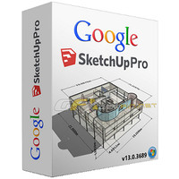 Sketchup Pro 2016 with Tutorials