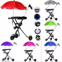 Stroller anak Micro Trike Portable + PAYUNG
