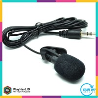 Mic Clip on / 3.5mm Microphone with Clip for Smartphone