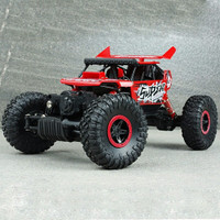 RC Mobil Remot Control Rock Crawler Scale 1/18 2,4 GHZ 4WD Offroad