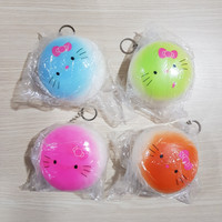 Squishy Hello Kitty JUMBO | Gantungan Kunci Sekuisi