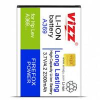 Vizz Lenovo A369, A369i, A316, BL214 - Baterai Double Power